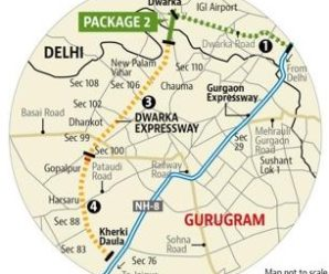 Dwarka e-way lifeline of real estate